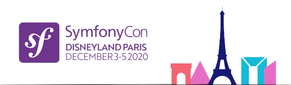 SymfonyCon Paris 2020